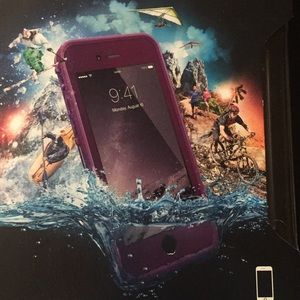Life proof Fre case iPhone 6-6s